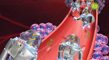 Bots that battle cancer