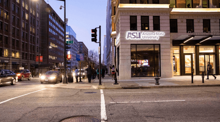 ASU expands impact in nation's capital