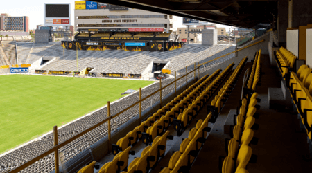 Innovative new model for a sustainable stadium